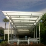 Mosaic beach Club chose Sunlouver solution