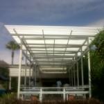 Mosaic beach Club chose Sunlouver solution